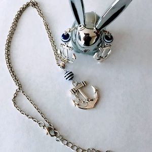 Anchor Jewelry Set
